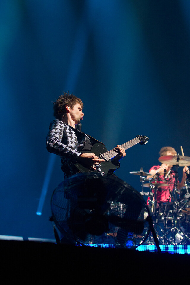 MUSE play the Rose Garden Arena
