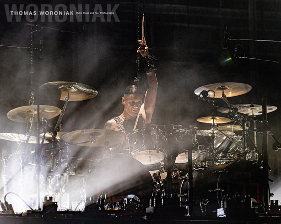 Christoph Schneider of Rammstein