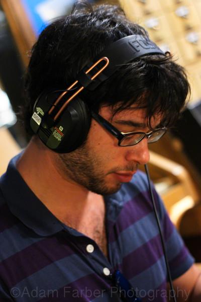 Spinoza! Recordings Session (06-07-08) - 34
