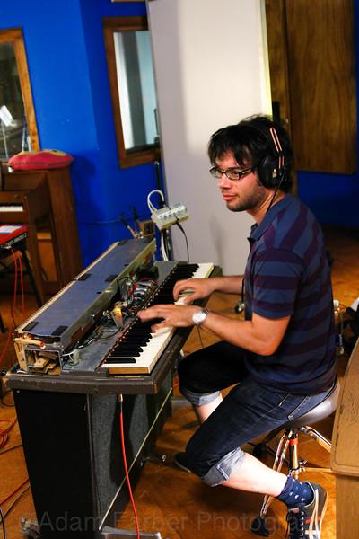 Spinoza! Recordings Session (06-07-08) - 29