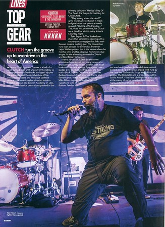Kerrang! Magazine - September 2018