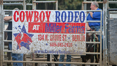COWBOY RODEO AT MILLER FARMS