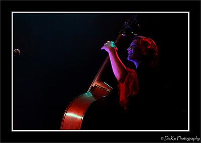 Jeanie w/the upright bass
