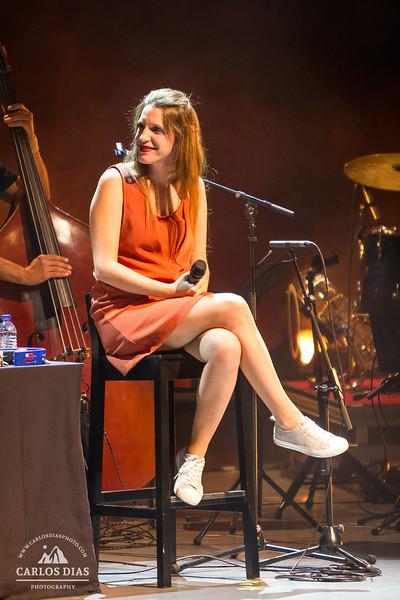 Luísa Sobral - @Os Azeitonas (Acústico), Casa da Música do Porto 2017