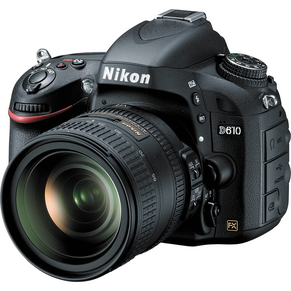 D610 Second primary camera
