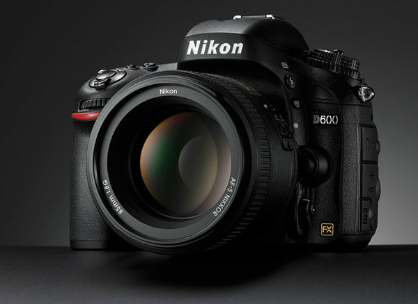 D600 -- First backup camera