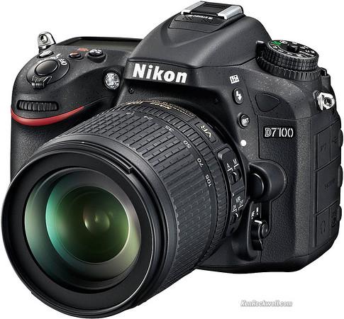 D7100 -- Second backup camera