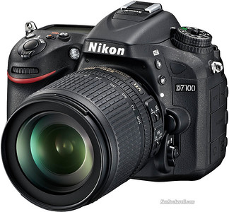 D7100 -- Second backup camera