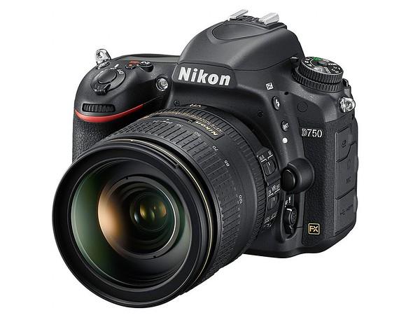 D750 -- Primary camera