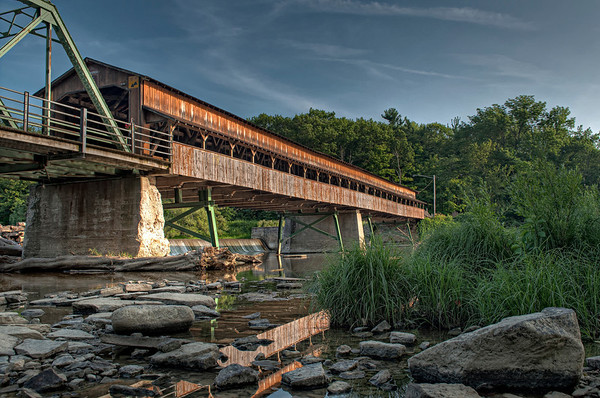 Harpersfield Road Bridge