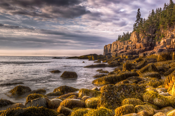 Boulder Beach in Morning Light