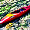 Kayak, Black Hill Park, Maryland