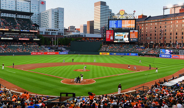 Let's Go O's!