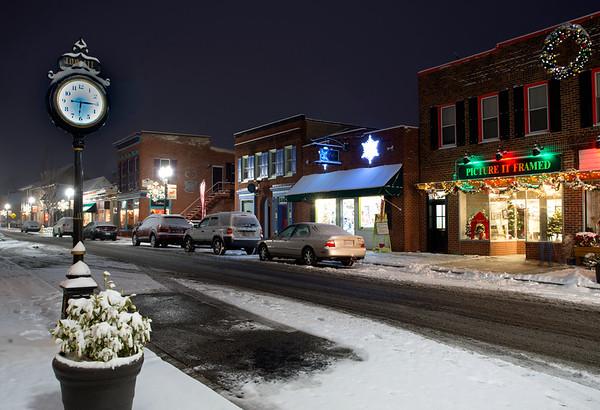 Main Street in Elkton