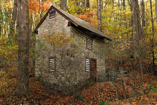 Spring House - Susquehanna State Park