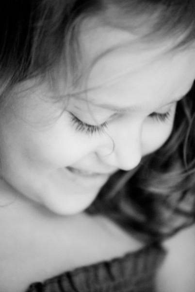 Kelsey, age 4 3/4