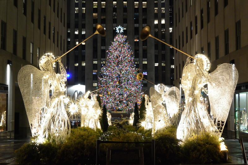 Rockefeller Center - 2013