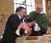 Kathryn Elizabeth Tavella's Baptism