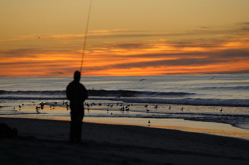 Sunrise At Jones Beach - Long Island, NY