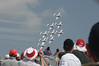 CAF Snowbirds @ Canadian F1