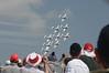 CAF Snowbirds @ Canadian F1