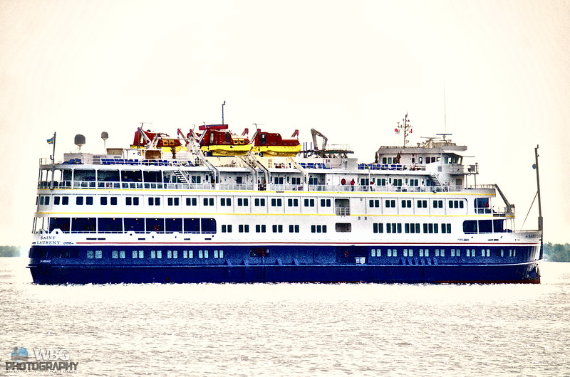 Cruising the St Lawrence River