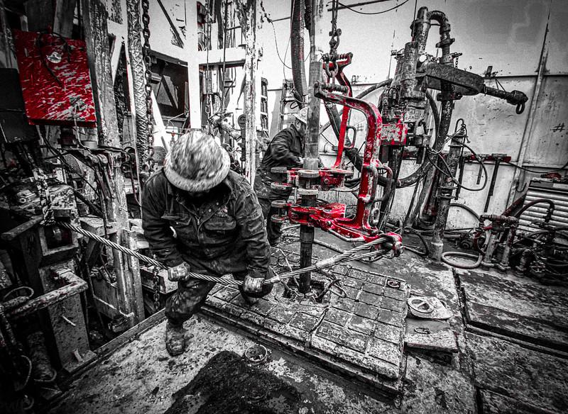 Ain't No Field Like The Oilfield