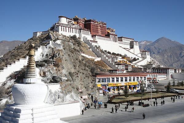 Potala Palace, Lhasa Tibet.