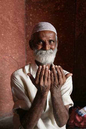 Pakistani man, Lahore.