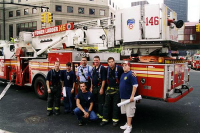 Photo curtsy of FDNY