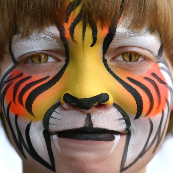 Wow real tiger eyes
