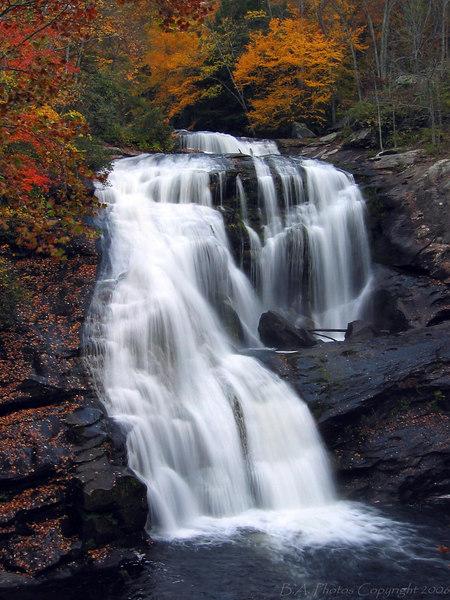 Bald River Falls, Cherokee N.F.
