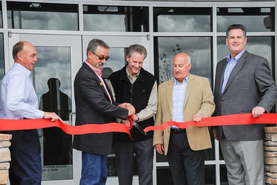 Halliburton Ribbon Cutting Ceremony Brighton, Colorado 2013