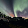 Iceland's Northern Lights with SuperJeep