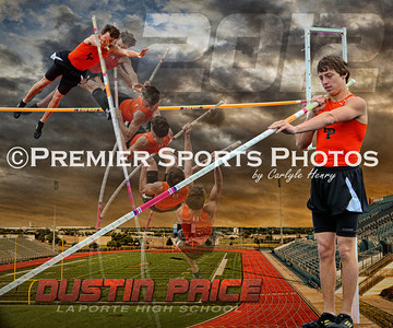 Dustin Price - Custom Poster