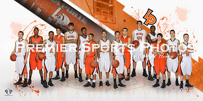 2012-13 La Porte Boys Basketball Banner
