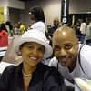Actress Victoria Rowell (Young and The Restless Drucilla)
