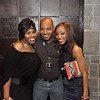 with Singers Kelli Price and Dondria