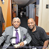 with legendary civil rights activist, Rev. Joseph Lowery