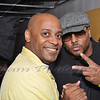 with singer Al B. Sure