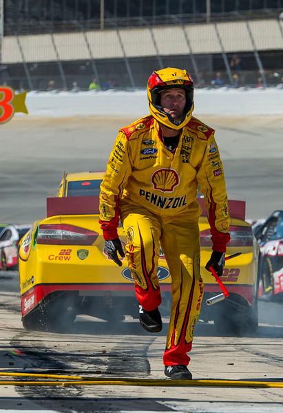 AUTO: JUN 01 NASCAR - Sprint Cup Series - FedEx Autism Speaks 400