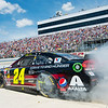 AUTO: JUN 01 NASCAR - Sprint Cup Series - FedEx Autism Speaks 400