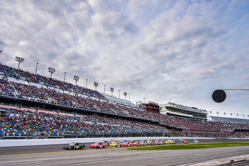 NASCAR:  Feb 21 Alert Today Florida 300