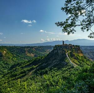 'Spectacular Hilltop Town' - Civita di Bagnoregio, Italy