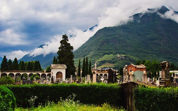 'Quiet Calm' - Tirano, Italy