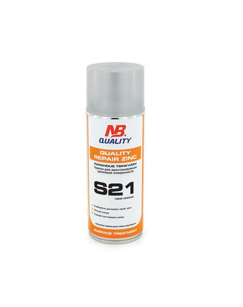 Quality Repair Zinc 400ml S21 - tsink parandusvärv:(7003099)