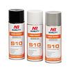NBQ Paint 500ml Hõbe,Must,Hall S11 - aerosoolvärv