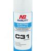 Electric Clean 2 C31 400ml - tugevatoimeline kontaktide puhastusvahend