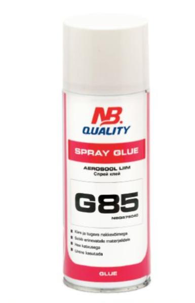 Spray Glue 400ml G85 - aerosool liimaine:7006199