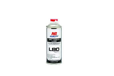 Dry MOS2 Lube 400ml L80